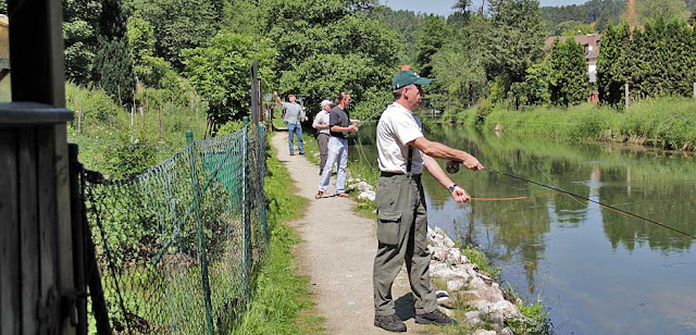 Casting Classes on the Pegnitz