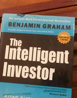 CATATAN TENTANG BENJAMIN GRAHAM, PENULIS BUKU THE INTELLIGENT INVESTOR