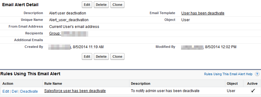 Simplysfdccom Salesforce Merge Field For User Object In Email