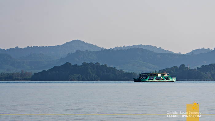 Center Point Ferry to Koh Chang
