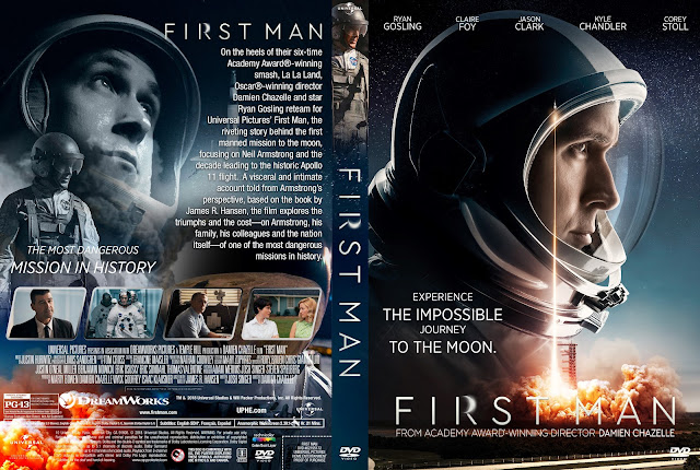 First Man DVD