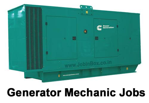 diesel generator mechanic jobs in qatar