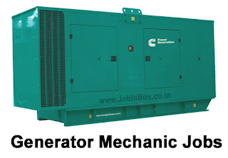 Diesel Generator Mechanic Jobs in Qatar