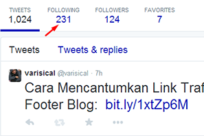 Cara Memblokir Follower di Twitter 100% Berhasil