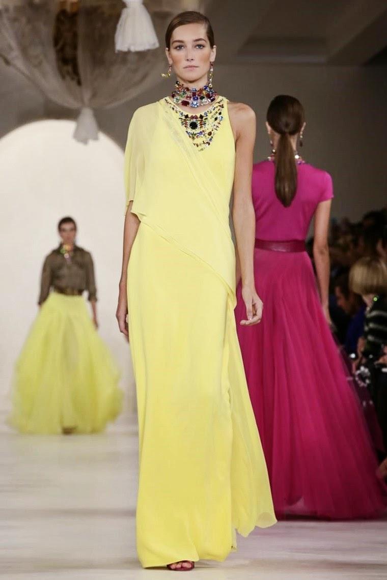 Ralph Lauren Spring Summer 2015 New York Fashion Week