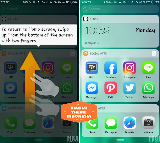 √ Download iOS Theme BoSe iOS For MIUI Mtz [UPDATE
