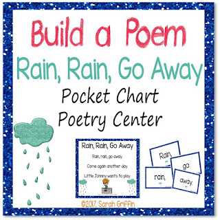 https://www.teacherspayteachers.com/Product/Build-a-Poem-Rain-Rain-Go-Away-Pocket-Chart-Center-1907780?utm_source=instagram&utm_campaign=rain%20update%20alert