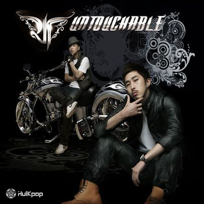[EP] Untouchable – Untouchable Mini Album 2nd