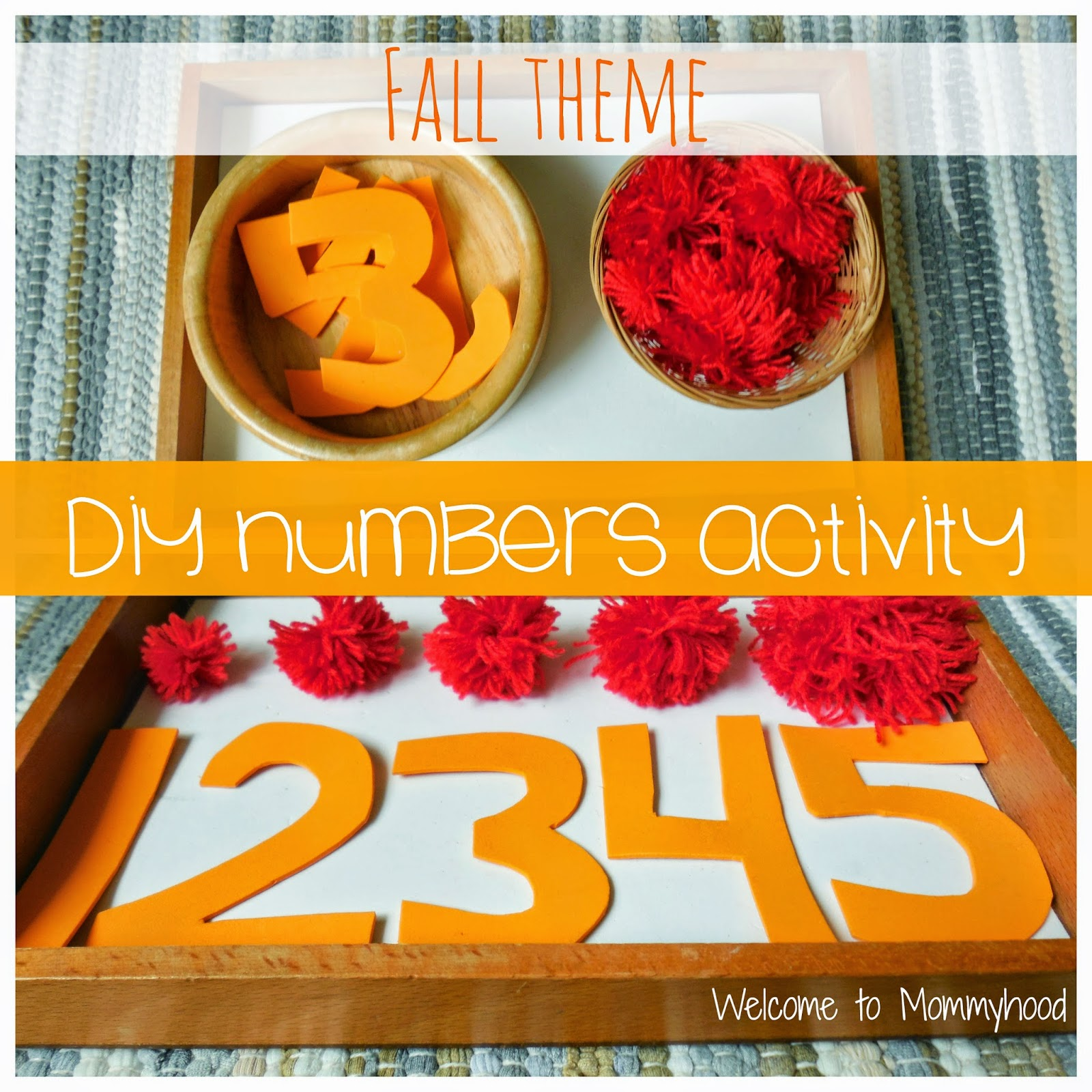 Fall activities for toddlers Wel e to Mommyhood