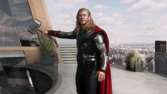 Kekuatan Palu Thor Marvel