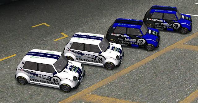 H2O apresenta seus carros para o Oval MultiSeries 2016 Lfs_00000925