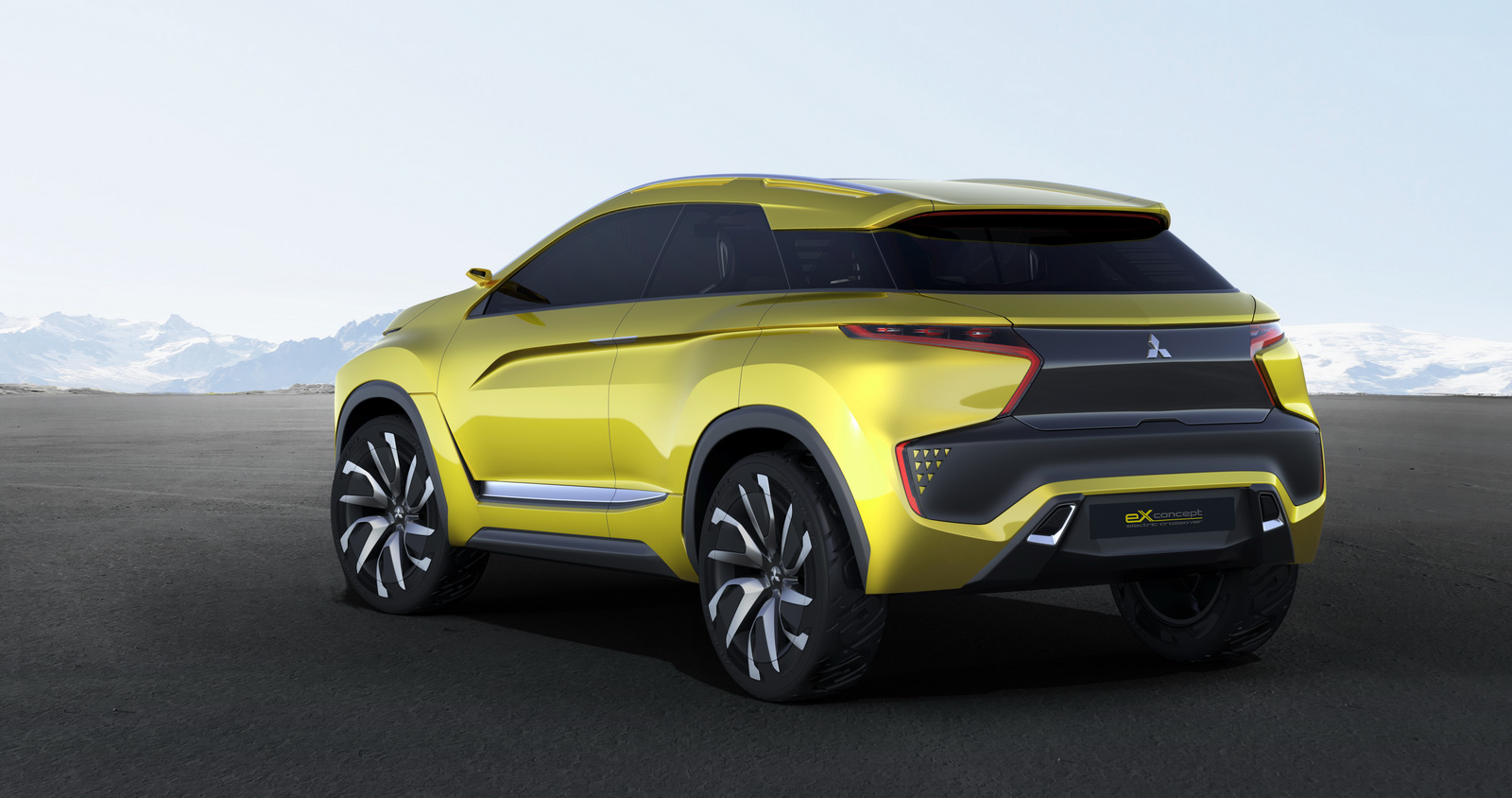 Mitsubishi Planning Compact Electric SUV With 250 Mile ...