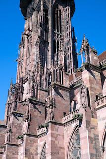 Cathédrale de Fribourg en Brisgau