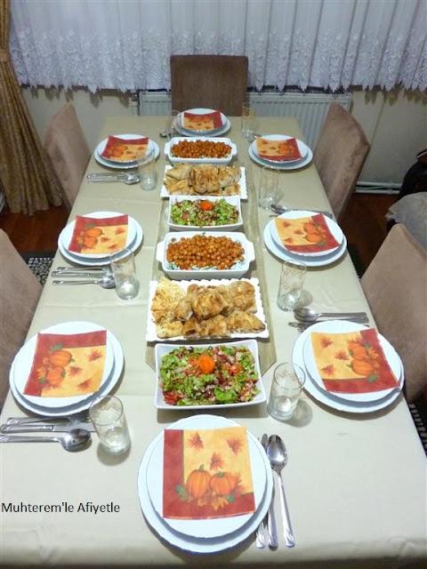 akşam yemeği resimleri
