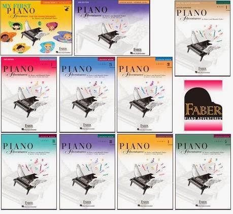 PiAnnis...: [閒聊] 鋼琴教材真多元 我們以前怎麼只有拜爾!