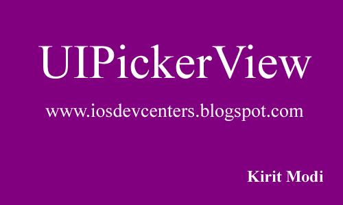 UIPickerView Example With UIToolbar in Swift 3 0  - iOSDevCenter