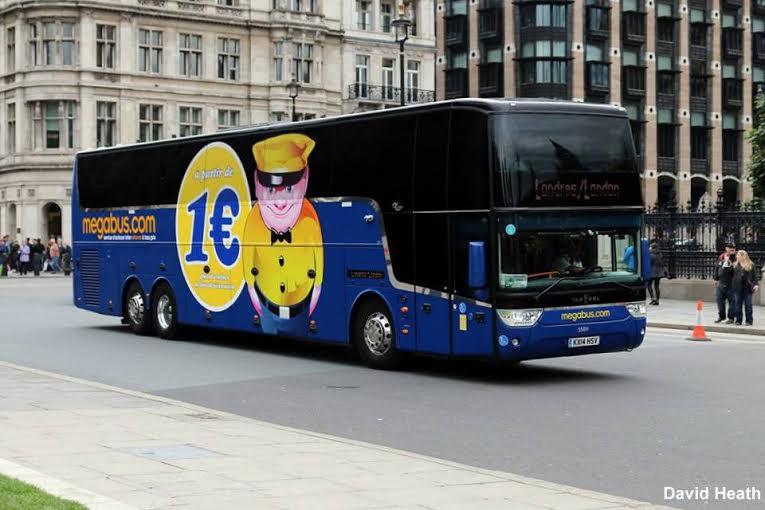 FOCUS TRANSPORT: New French megabus Depots & Christmas
