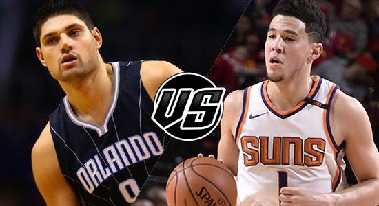 Live Streaming List: Orlando Magic vs Phoenix Suns 2018-2019 NBA Season