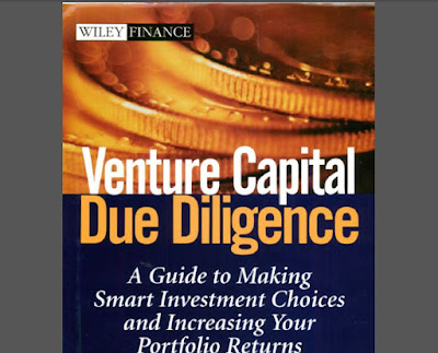 [Justin J. Camp] Venture Capital Due Diligence English Book in PDF