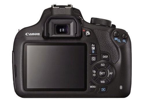 Trasera Canon EOS 1200D