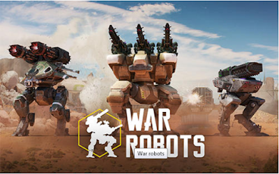 Link Download Game War Robots Apk Data Mod Terbaru:
