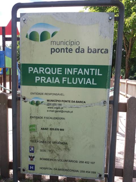 Parque Infantil Praia Fluvial