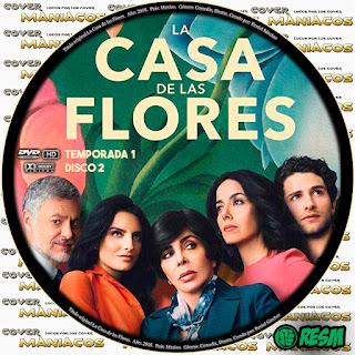 GALLETA - [SERIE DE TV] LA CASA DE LAS FLORES - 2018