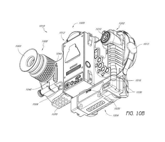 RED đăng ký bằng sáng chế về chiếc điện thoại quay phim chuyên nghiệp