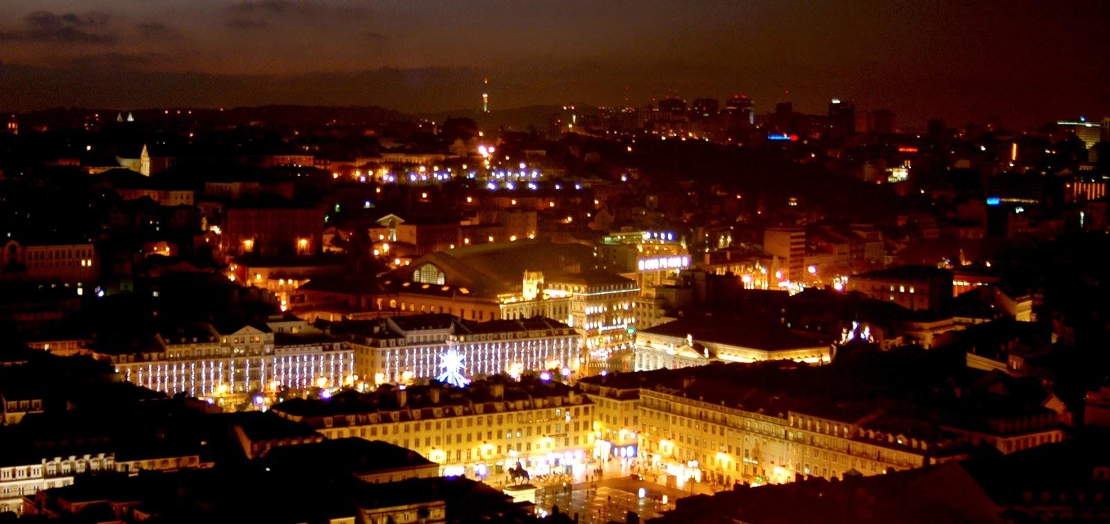 O que fazer a noite em Lisboa