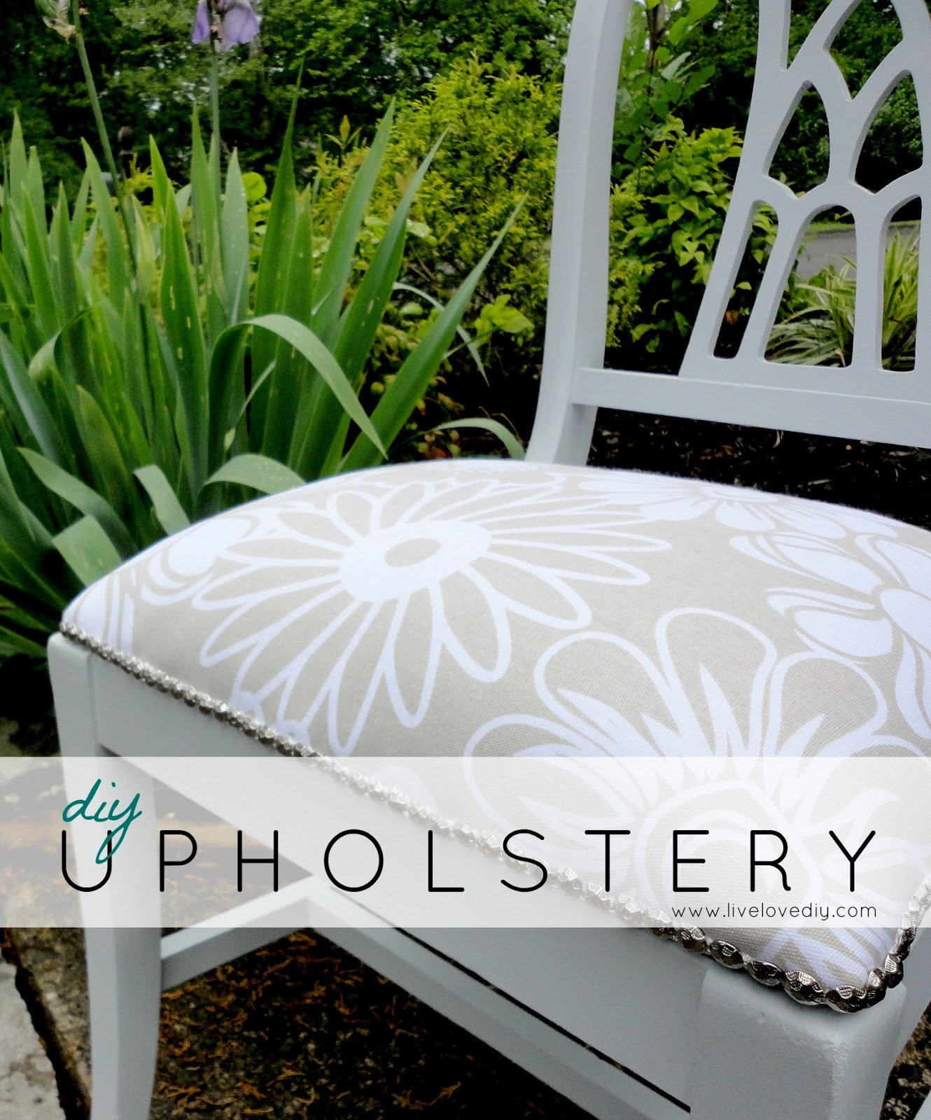 how to reupholster chair my 8 best kitchen chair LiveLoveDIY