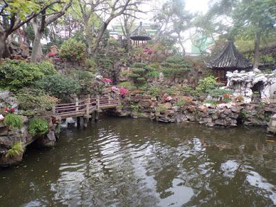 Jardin Yuyuan Shanghai