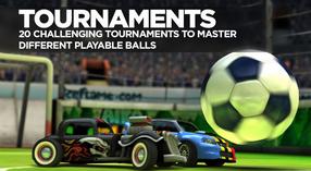 Soccer Rally World Champion - Game Sepak Bola Android Terbaik