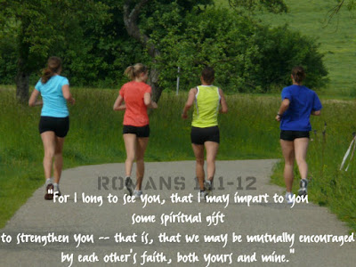 Running the race with perseverance and wisdom