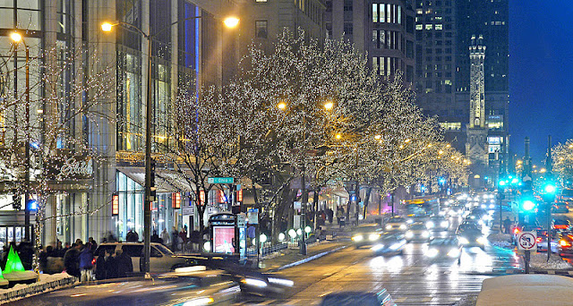 Natal em Chicago