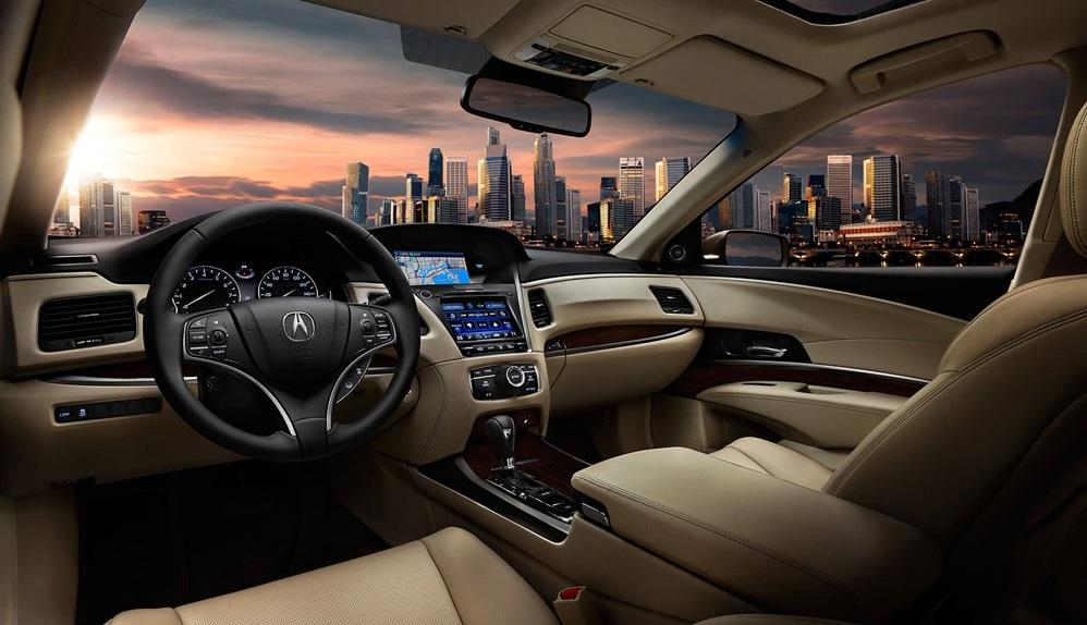 Honda Acura Rlx Sport Sedan About All Car Specs Models