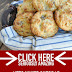 Keto White Cheddar Sausage Breakfast Biscuits #ketorecipes #ketosausage