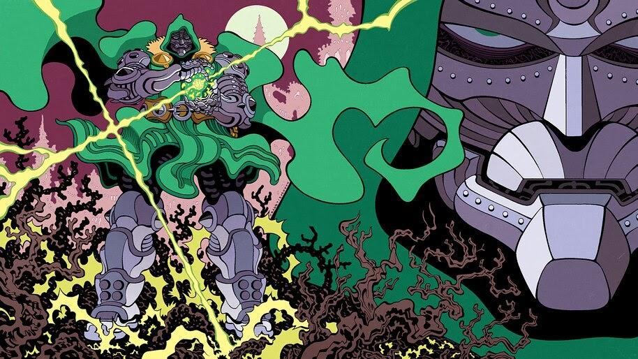Fortnite Doctor Doom Chapter 2 Season 4 Loading Screen 4k Wallpaper 7 2529