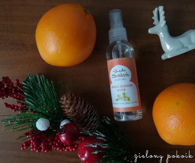 Kosmetycznie: Beaute Marrakech - Woda z kwiatu pomarańczy