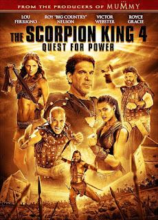 The Scorpion King 4: Quest for Power (2015) – เดอะ สกอร์เปี้ยน คิง 4: ศึกชิงอำนาจจอมราชันย์ [พากย์ไทย]