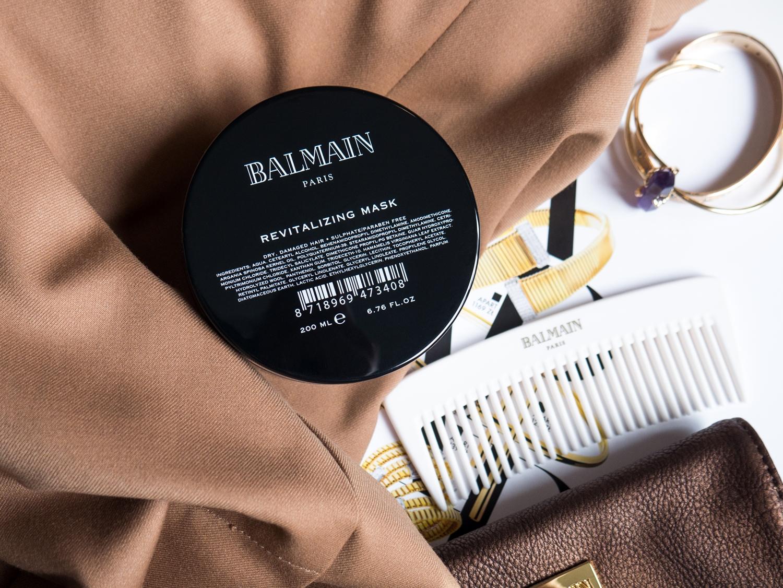 Balmain Hair Couture Rewitalizująca maseczka do włosów Revitalizing Mask