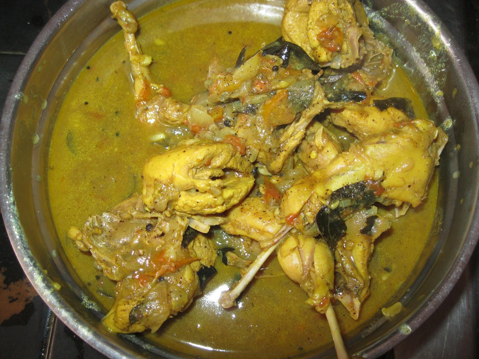 Choora Curry