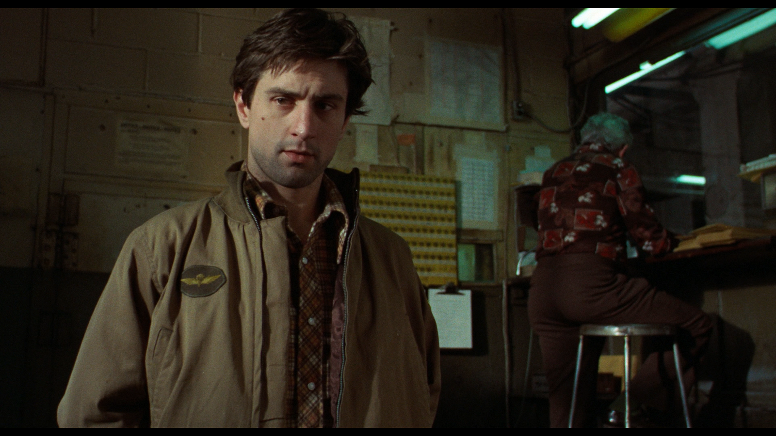taxi driver analysis ending relationship