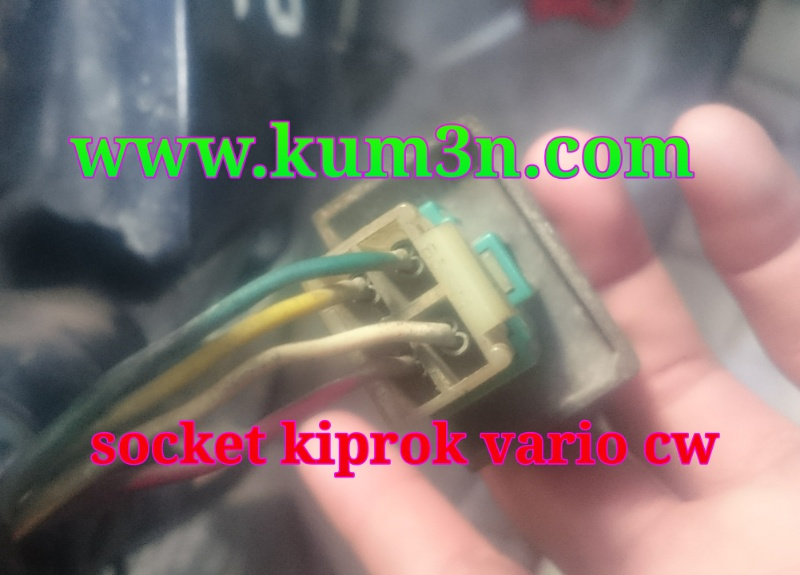 Wiring Diagram Kelistrikan Honda Vario : Warna kabel kiprok dan fungsinya semua merk motor kum3n.com
