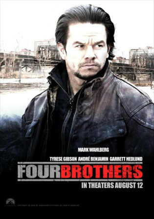 Four Brothers 2005 DVDRip 850Mb Hindi Dubbed 720p Watch Online Full Movie Download bolly4u