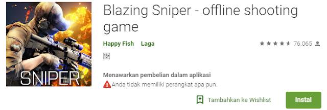 Blazing Sniper