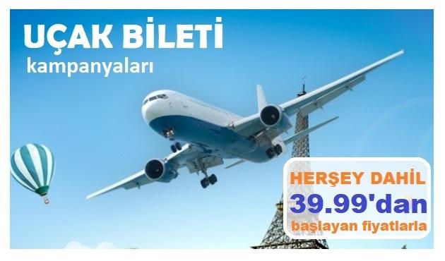 Uçak Bileti Kampanyaları