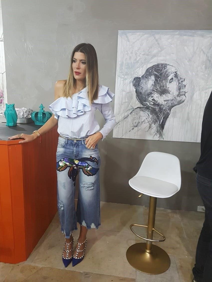 Calça Jeans modeladora é aposta de estilista paulistana