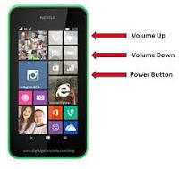 lumia 520 hard reset