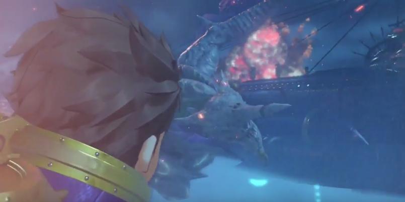 Xenoblade Chronicles 2 muestra gameplay para llegar estas navidades