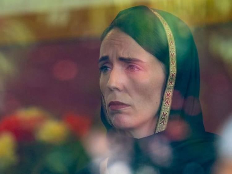Our Prime Minister Jacinda Ardern wore hijab to speak to grieving Muslims